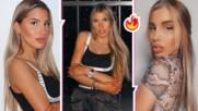 Лас Вегас е в краката ѝ: Вижте красивата дъщеря на Мая и Магапаса