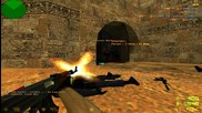 Counter Strike mini ace 1v4