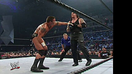 Undertaker vs. Randy Orton: SmackDown, Sept. 16, 2005 (Full Match)