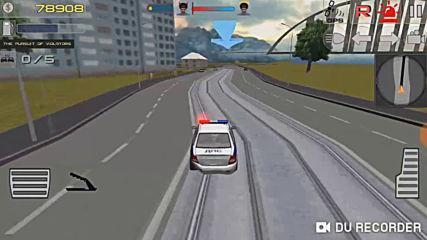 Руски пиян полицай