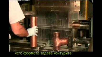 Как се прави - Медни тръбни съединения - S13e05 - с Бг субтитри