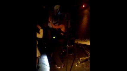 Alex Jekova - Whats Up (live Angel Heart)