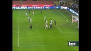 """""""Интер"""" пак се изложи, този път с 1:1 срещу """"Киево"""""""