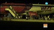 Силният вятър в София отклони два самолета към Пловдив