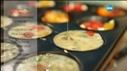 Минифритата с царевица и домати - Бон апети (03.08.2015)