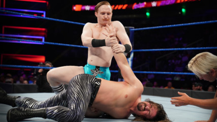 Gentleman Jack Gallagher vs. The Brian Kendrick: WWE 205 Live, Sept. 17, 2019