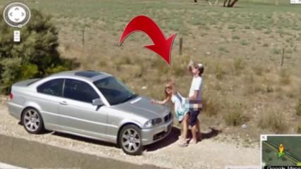 20 най-неочаквани снимки в Google Maps