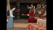 Руска анимация. Сказка о мёртвой царевне и о семи богатырях 1 Hq