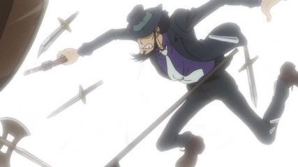 Lupin Iii (2015) Episode 23