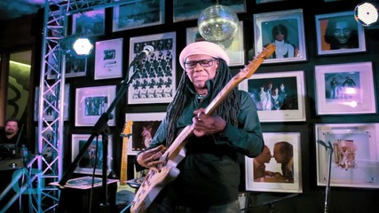 Nile Rodgers Shares Funky New Chic Single, 'I'll Be There'