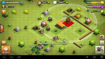 Clash of Clans Tutorial part 1 !th 1