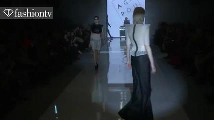 Army-inspired Sex Appeal Aga Pou Spring 2012 Fashionphilosophy Fashion Week