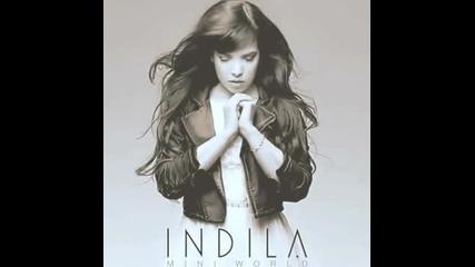 Ако имах думи, щях да я опиша! Indila - Love story + текст и превод