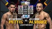 Anthony Pettis vs Eddie Alvarez (ufc Fight Night 81, 17.01.2016)