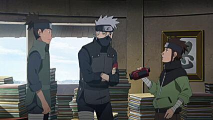 Naruto Shippuuden - 499 [ Бг Субс ] Вградени