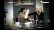 Яко Смях!!! Vip Brother 3 Софи Маринова е пияна на мотика!