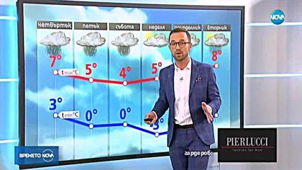 Прогноза за времето (24.01.2019 - обедна)