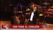 David Bisbal - Con Todo El Corazon / Reportaje Corazon 21/12/2015
