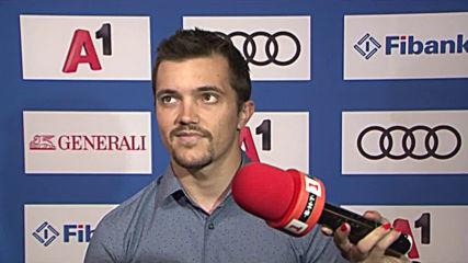 Алберт Попов: Сезонът беше супер зареждащ