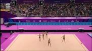 България - бухалки и обръчи - финал - Европейски игри