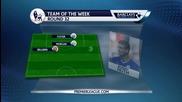 Лестър, Арсенал и Челси с по двама в Отбора на кръга в Премиършип