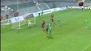 Лудогорец 5 - 1 Локомотив (сф) ( 30/11/2014 )