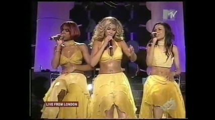 Destinys Child - Emotions - Live @ Jam In The Park 2001