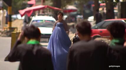 #DoNotTouchMyClothes: Afghan women hit back at Taliban