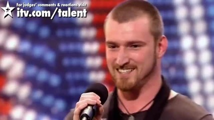 Britains Got Talent -jai Mcdowall 2011 audition