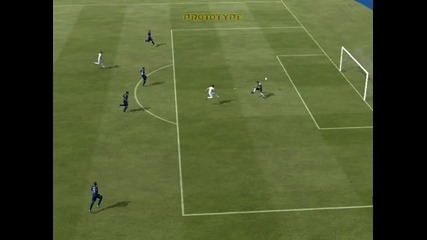 Fifa 12 - Красиви голове и пропуски