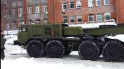 Камиони превозващи огромни товари