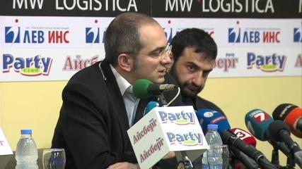 """Изключват Батков от Тръста, започва кампания """"Левски не е негов"""""""