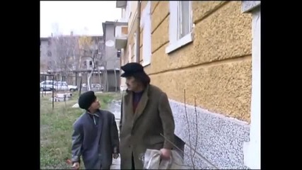 Тате, тука има един боклук