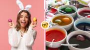 Червени, жълти, зелени и сини... какво означават цветовете, с които боядисваме яйцата?
