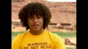 Corbin Bleu/chad Danforth Interview