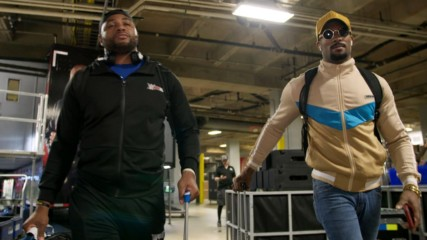 The Street Profits grind from the WWE PC to Raw