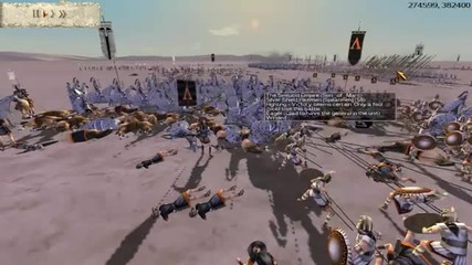 Rome Total War Hd Online Commentary Battle 71 Two Highlights
