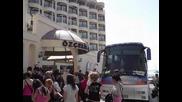 автобусите на фирма динита ..кошадась, мармарис
