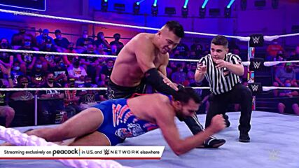 Jeet Rama vs. Boa: WWE 205 Live, Oct. 15, 2021