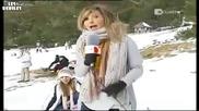 Най - тъпия репортер , който сте виждали !
