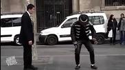 Имитатор на Майкъл Джексън срещу Мормон Мисионерската!