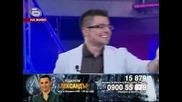 Music Idol 3 - Александър - Walking By Myself - Невероятното изпълнение на Александър не му помогна