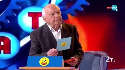 Петър Вучков в Забраненото шоу на Рачков (09.05.2021)
