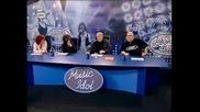 Muzik Idol.25.02.2008 - Журито Разплаква Янко