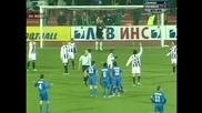 Левски vs Удинезе 2 : 1 Купата на Уефа 2006
