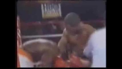 Mike Tyson mashine