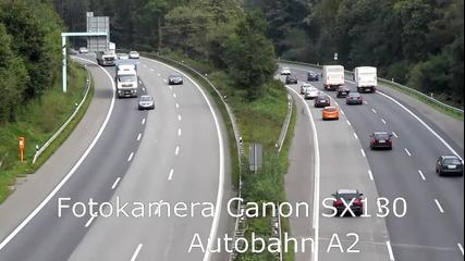 Canon Powershot Sx130 Hd повече информация в описанието