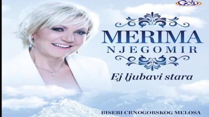 Merima Njegomir - Podgorice vječni grade - ( Audio 2016 )