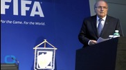 Sepp Blatter Announces Resignation As President of FIFA