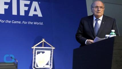 Sepp Blatter Announces Resignation As President of FIFA